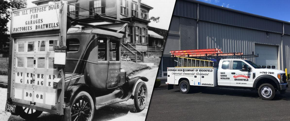 The Genuine The Original Overhead Door Company Of